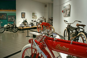 Motorcycles 1884-1973 photo