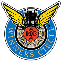 AMCA Winners circle logo