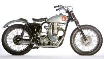 1953 BSA 350cc Gold Star