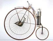 1884 Copeland / Star Steam Cycle replica
