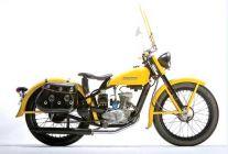 1951 Harley-Davidson S125