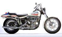 1972 Harley-Davidson Super-Glide