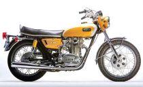 1971 Yamaha XS650-1B