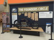 Dick Winger's Winner's Circle Henderson donated to the Foundation